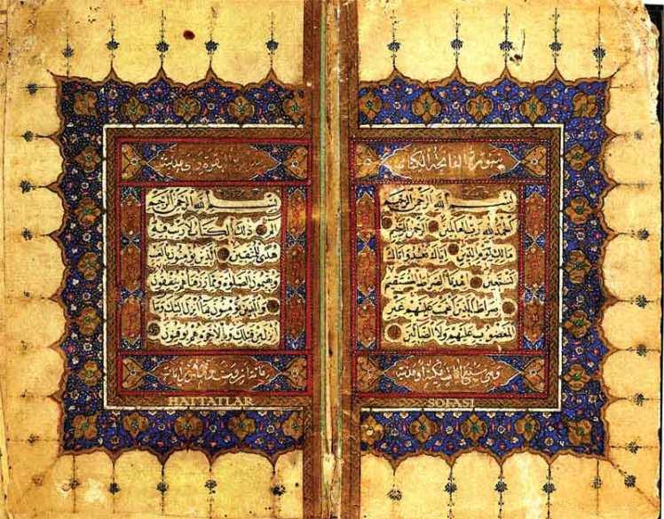 Hattat Ramazan bin İsmail-Hattatlar Sofası