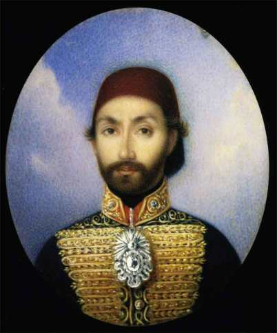 Hattat Sultan Abdülmecid-Hattatlar-Sofası