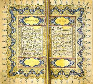 Hattat Sepetcizâde Mehmed Efendi-Hattatlar Sofası