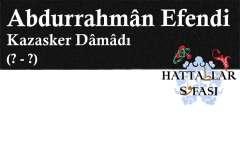 abdurrahman-efendi-kazasker-damadı