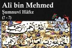 hattat-şumnulu-hafız-ali-bin-mehmed