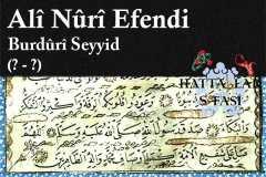 hattat-burduri-seyyid-ali-nuri-efendi