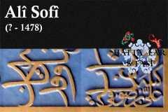 Hattat Ali bin Yahya Sofi, Hayatı ve Eserleri