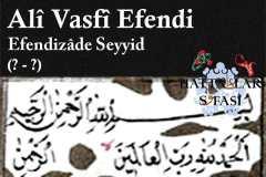 hattat-efendizade-ali-vasfi-efendi