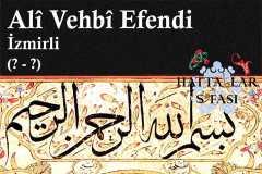 hattat-izmirli-ali-vehbi-efendi