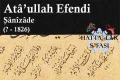 hattat-şanizade-ataullah-efendi