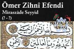 hattat-miraszade-seyyid-ömer-zihni-efendi
