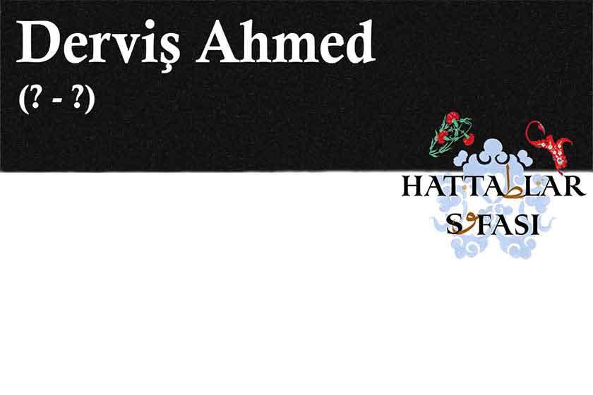 Hatta Derviş Ahmed Efendi, Hayatı ve Eserleri