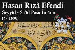 hasan-rıza-efendi-seyyid-said-paşa-imamı