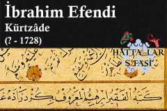 kürtzade-ibrahim-efendi-hat-eserleri-galerisi