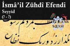 Hattat Seyyid İsmail Zühtü Efendi, Hayatı ve Eserleri