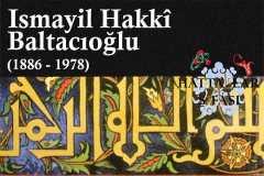 ismayıl-hakkı-baltacıoğlu