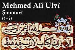 Hattat Şumnulu Mehmed Ali Ulvi Efendi, Hayatı ve Eserleri