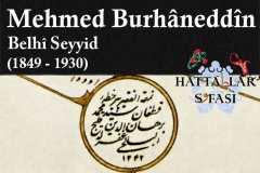 hattat-belhi-seyyid-mehmed-burhaneddin-efendi