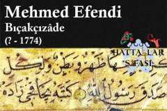 mehmed-efendi-bıçakçızade