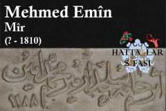 mir-mehmed-emin-efendi-hat-eserleri-galerisi