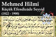 hattat-küçük-efendizade-seyyid-mehmed-hilmi-efendi