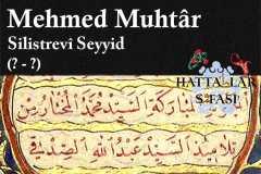 hattat-silistrevi-seyyid-mehmed-muhtar-efendi