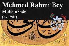 hattat-muhsinzade-mehmed-rahmi-bey