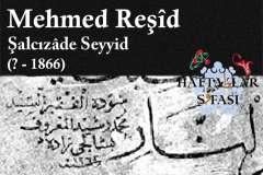 hattat-şalcızade-seyyid-mehmed-reşid-efendi