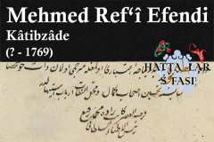 hattat-katibzade-mehmed-refi-efendi