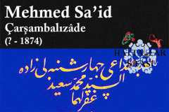 mehmed-said-efendi-çarşambalızade