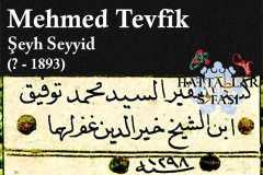 hattat-şeyh-seyyid-mehmed-tevfik-efendi