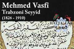 hattat-trabzonlu-seyyid-mehmed-vasfi-efendi