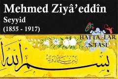 seyyid-mehmed-ziyaeddin-efendi-hat-eserleri-galerisi