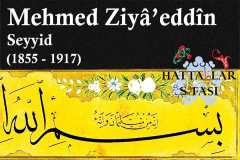 hattat-seyyid-mehmed-ziyaeddin-efendi
