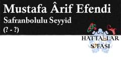 hattat-safranbolulu-mustafa-arif-efendi
