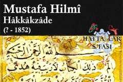 hattat-hakkakzade-mustafa-hilmi-efendi-kuran