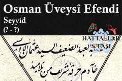 hattat-seyyid-osman-üveysi-efendi