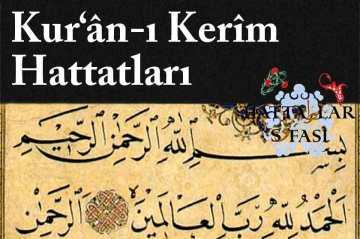 türk-kuran-ı-kerim-hattatları